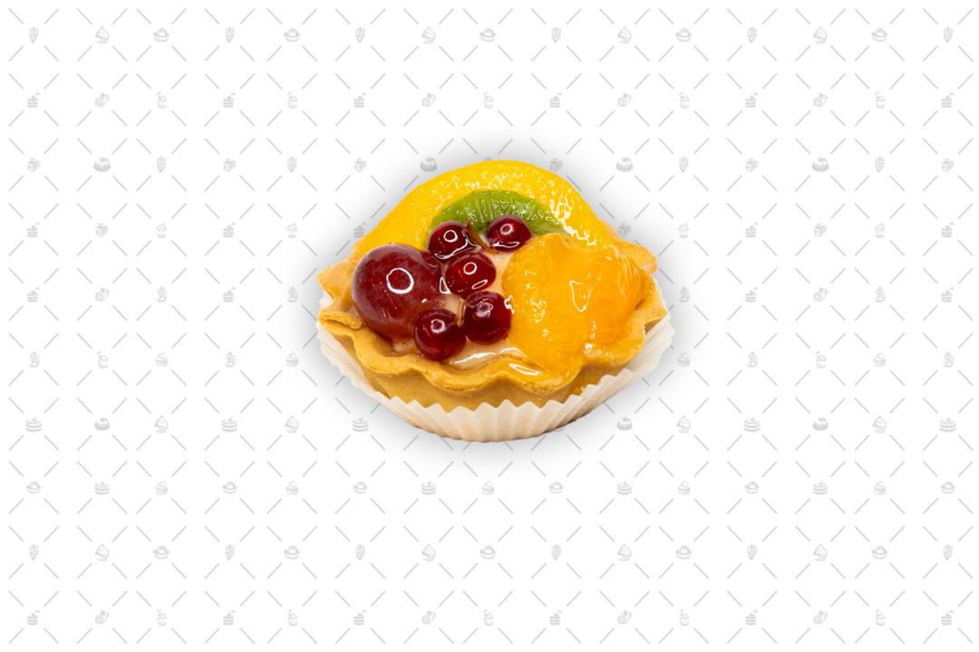 Babeczka z owocami