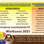 Oferta Wielkanocna 2021